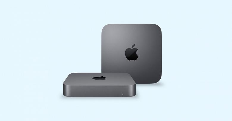 Apple представила обновленный Mac mini