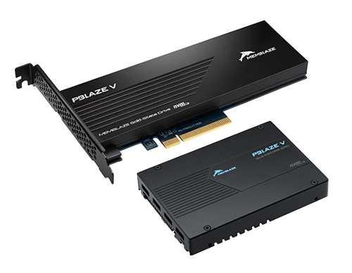 В SSD серии Memblaze PBlaze5 920 используется 96-слойная флэш-память 3D eTLC NAND