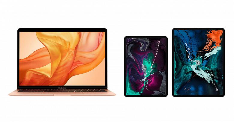 В интернет-магазине Apple начались продажи подержанных ноутбуков MacBook Air и планшетов iPad Pro 2018 года