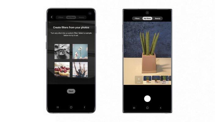 Российские Samsung Galaxy S10 и Note10 значительно обновились