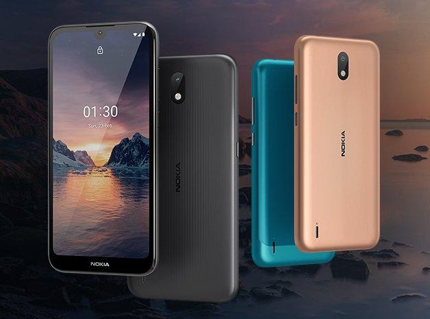 Антикризисный смартфон Nokia с редким съёмным аккумулятором добрался до России