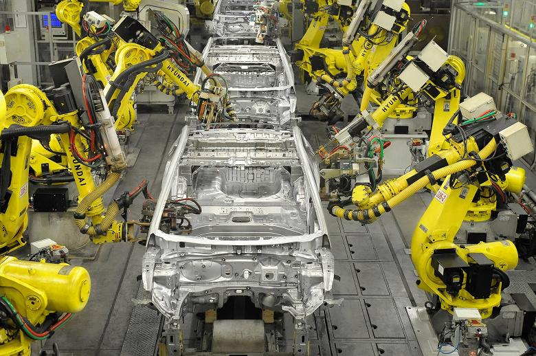 Российский завод Hyundai Motor останавливает работы
