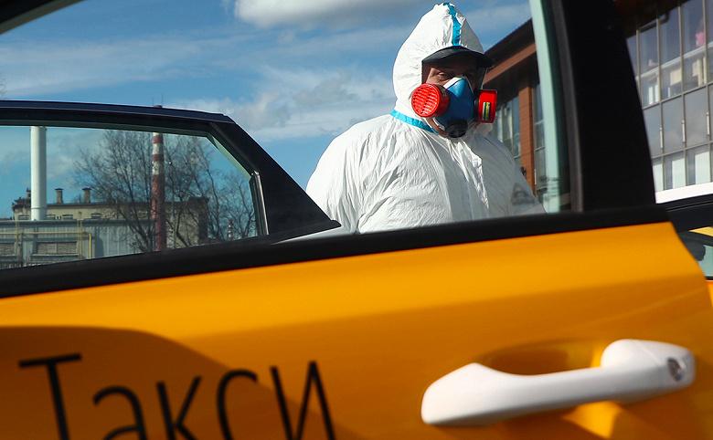 Тысячи Яндекс.Такси займутся доставкой врачей, медикаментов и тестов на коронавирус