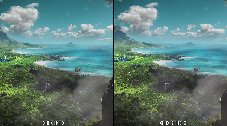Xbox Series X против Xbox One X и геймерского ПК в Gears 5. Новая приставка показывает уровень GeForce RTX 2080