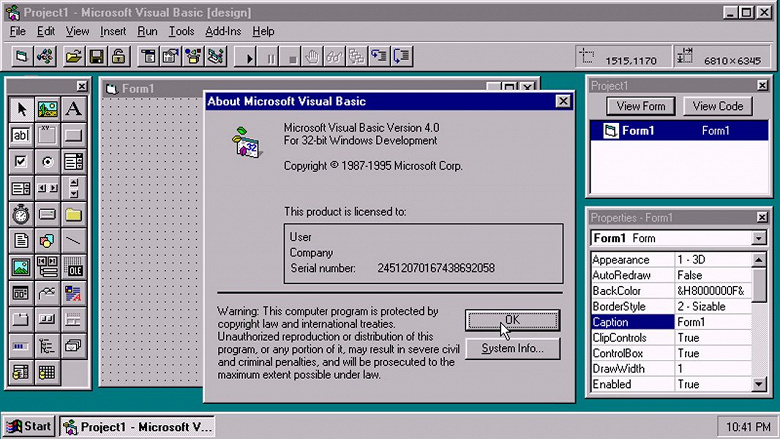 28 лет спустя. Microsoft хоронит Visual Basic
