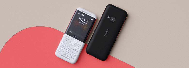 Музыкальный телефон Nokia 5310 поступит в продажу 21 апреля в Китае