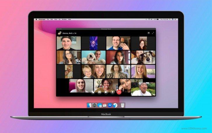 Facebook запустила конкурента Zoom: в Messenger Rooms могут общаться до 50 человек без учетных записей Facebook