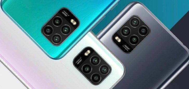 Xiaomi Mi 10 Lite без перископа