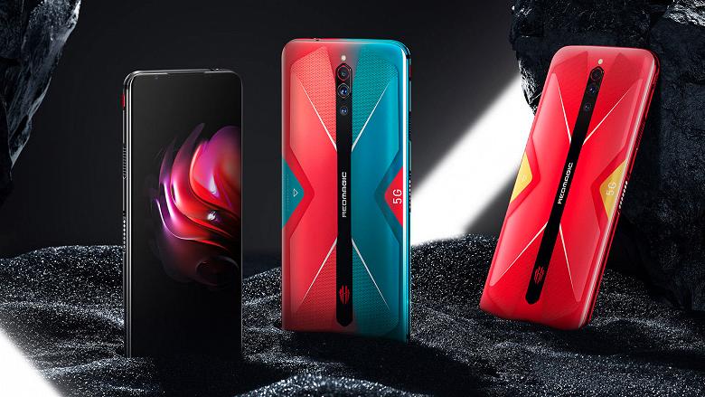 Самый дешёвый смартфон с SoC Snapdragon 865 на глобальном рынке. За пределы Китая вышел Nubia Red Magic 5G