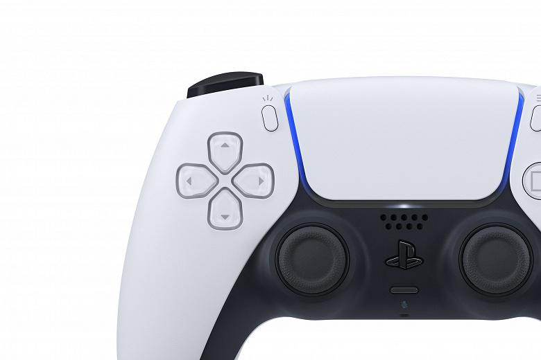 Знакомьтесь, это DualSense — совершенно новый геймпад для консоли Sony PlayStation 5