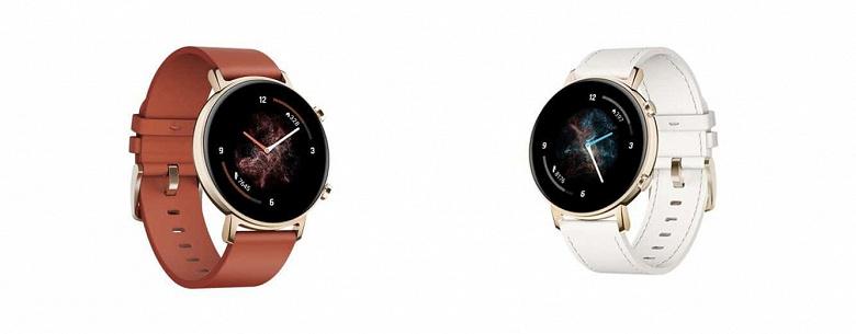 Новые версии умных часов Huawei Watch GT2 поступили в продажу у себя на родине