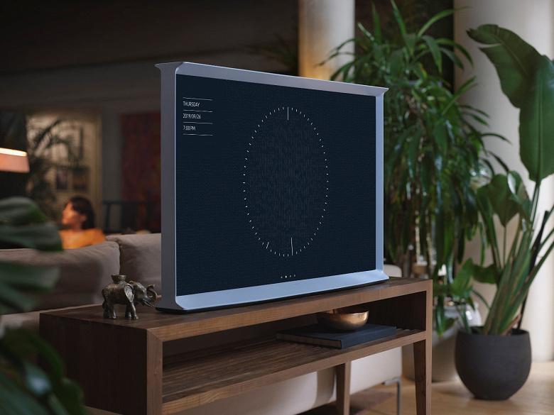 В России стартовали продаж интерьерных телевизоров Samsung Frame и Serif 2020 года