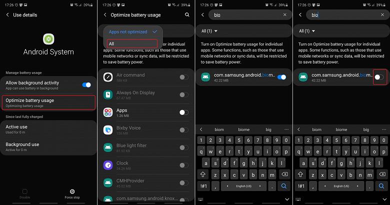 Как заставить смартфоны Samsung разблокировываться в два раза быстрее