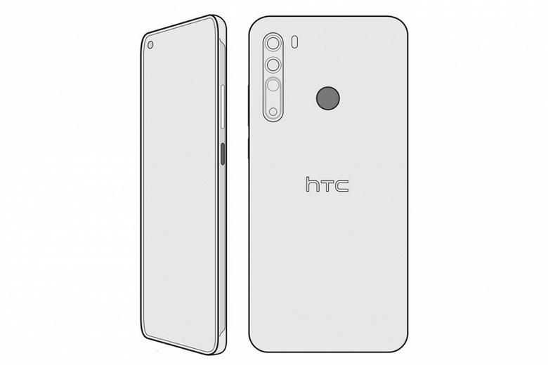 Первые изображения нового смартфона HTC