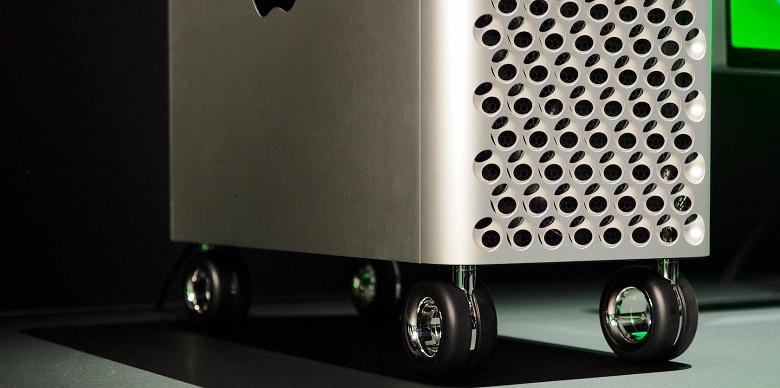 Для Mac Pro наконец-то стала доступна видеокарта, представленная ещё в декабре. За Radeon Pro W5700X придётся доплатить 600 долларов