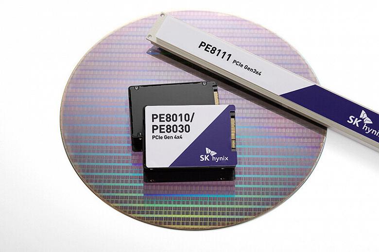 SK Hynix начнет массовый выпуск 128-слойной флеш-памяти NAND в этом квартале