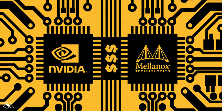 Китай разрешил Nvidia купить Mellanox