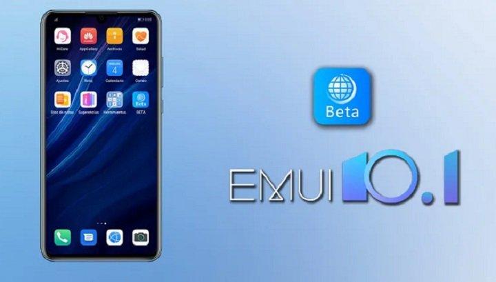 Huawei приглашает опробовать большое обновление EMUI 10.1 на Huawei P30 и Mate 30