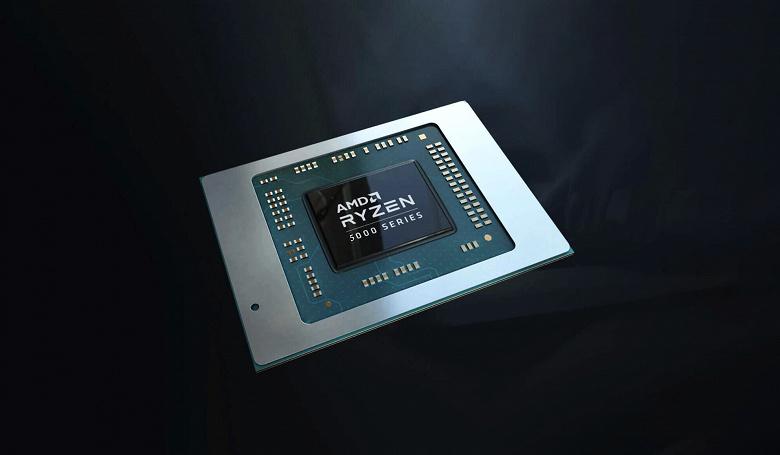 Мобильные Ryzen 5000 получат GPU с архитектурой RDNA2