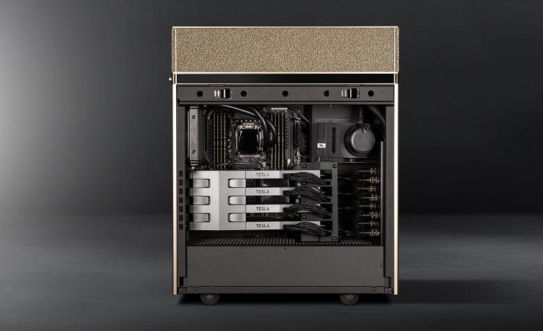 Самый мощный GPU Nvidia следующего поколения впервые засветился в Сети