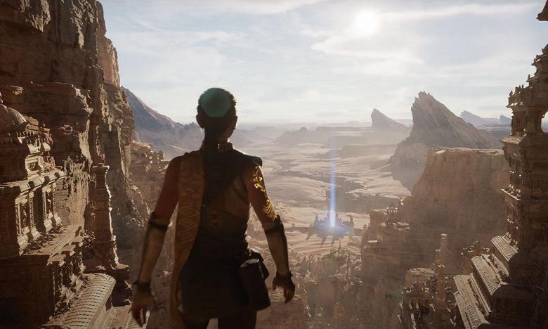 Впечатляющее демо Unreal Engine 5 может работать на ноутбуке с GeForce RTX 2080 при 40 к/с
