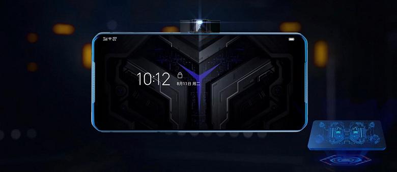Экран 144 Гц, зарядка 90 Вт и чудная камера, выдвигающаяся сбоку. Новый геймерский смартфон на подходе