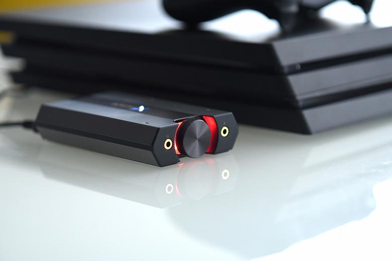 Пользователи звуковых карт Sound BlasterX G6 теперь могут очень просто менять баланс между громкостью чата и игры