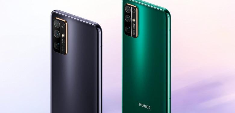 В России представлены смартфоны Honor 30S, Honor 30 и Honor 30 Pro+. Цена флагмана — 55 000 рублей