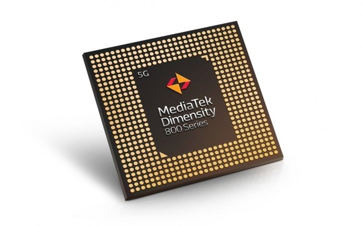 7-нанометровую платформу для смартфонов MediaTek Dimensity 820 представят 18 мая, первый смартфон на ее базе — у Redmi