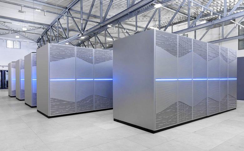 Компания Atos представила первый суперкомпьютер с ускорителями Nvidia A100