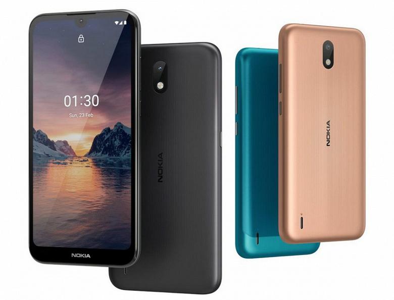 В продажу поступает новый 100-долларовый смартфон Nokia