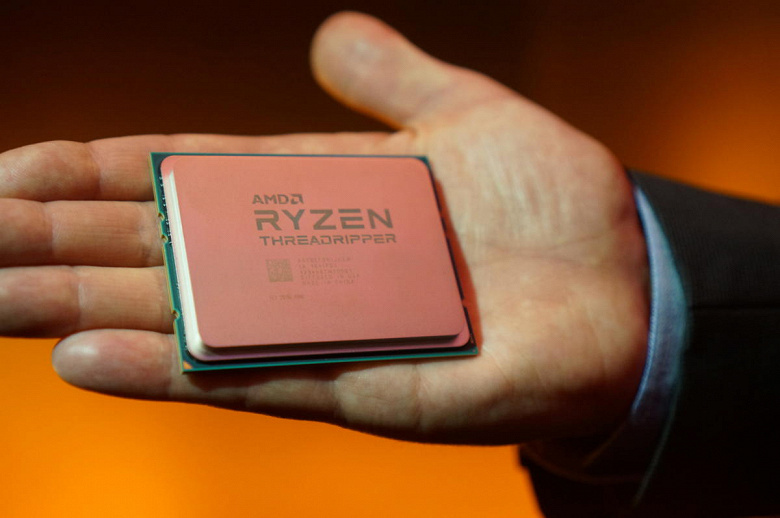 Самый мощный и дорогой потребительский процессор AMD подешевел более чем на 500 долларов