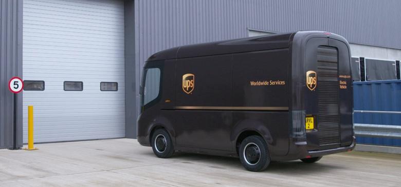 GM готовит электрический фургон