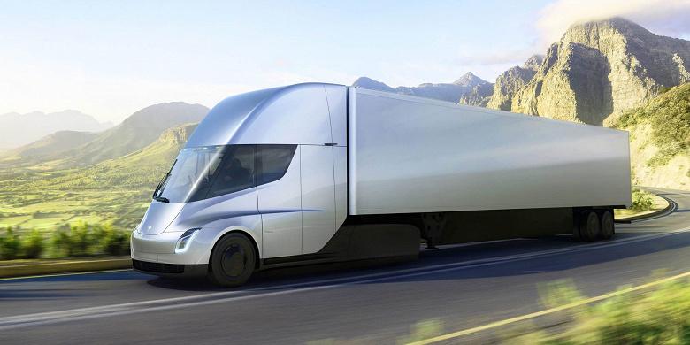 Калифорния ужесточает требования к вредным выбросам грузовиков – это на руку Tesla