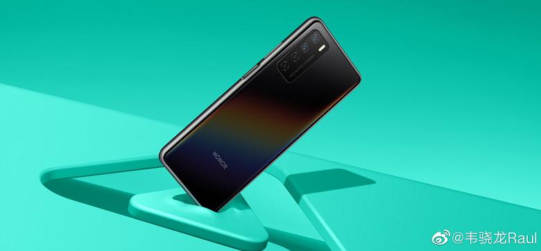 Интересный смартфон Honor Play4 Pro рассекречен накануне анонса