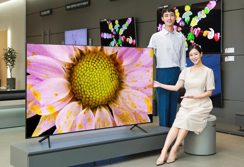 Samsung представила новые QLED-телевизоры по цене от 824 до 4570 долларов