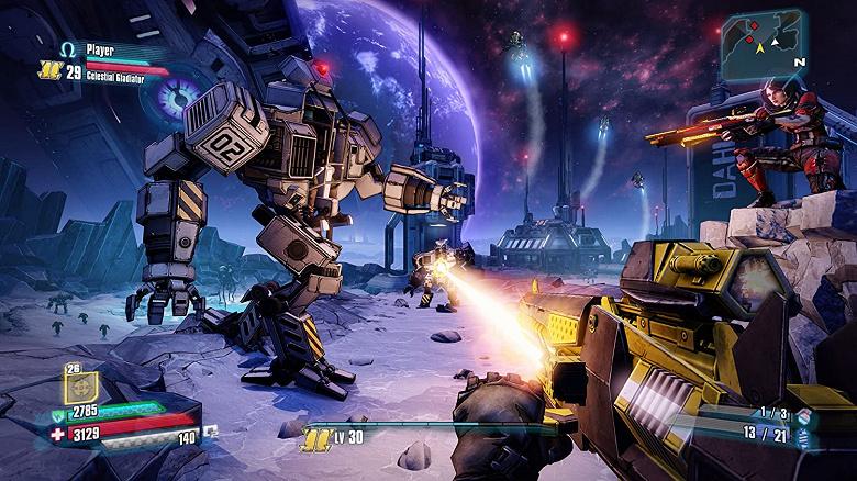 После GTA V и Civilization VI бесплатными стали Borderlands 2 и Borderlands: Pre-Sequel