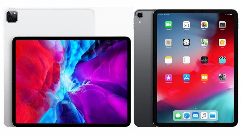 Первые детали о новых планшетах Apple iPad
