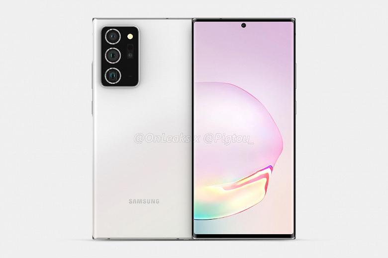 Главную проблему Samsung Galaxy Note20 исправили до анонса, но осталась еще одна