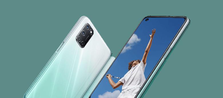 В России вышел недорогой смартфон со стереодинамиками и большим аккумулятором Oppo A52