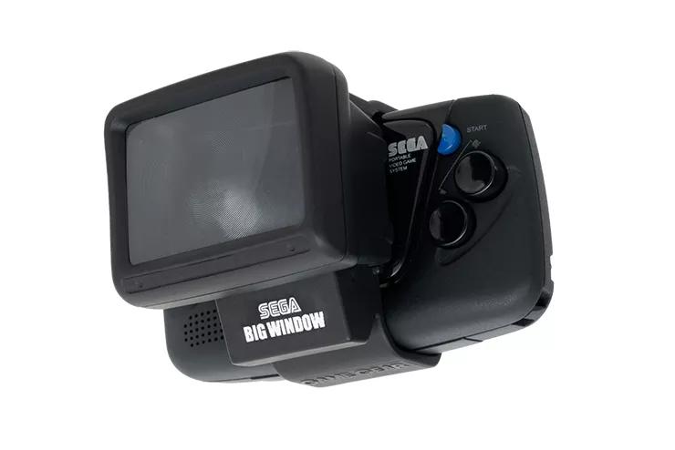 Для экрана прилагается увеличительное стекло. Sega представила миниатюрную приставку Game Gear Micro всего за 50 долларов
