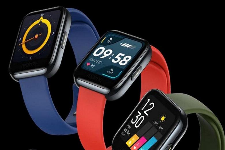 50-долларовые умные часы Realme Watch поступают в продажу