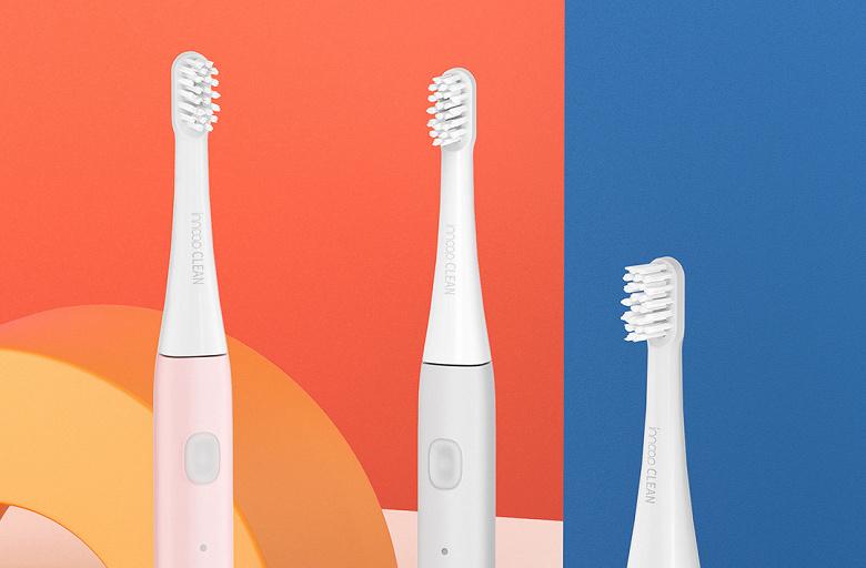 Xiaomi представила очень дешевую электрическую зубную щетку
