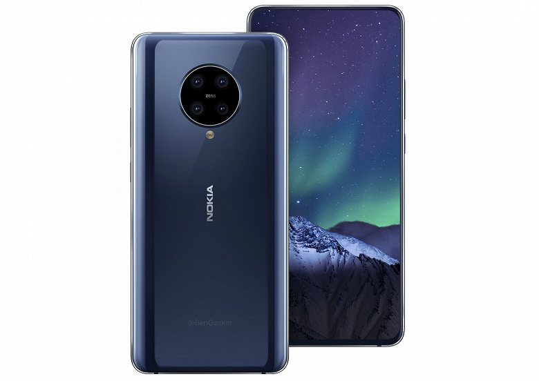 Анонс Nokia 7.3, Nokia 6.3 и Nokia 9.3 отложили