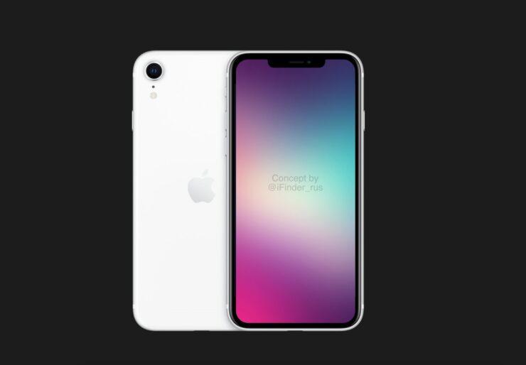 Слух: следующий iPhone SE окажется клоном iPhone XR