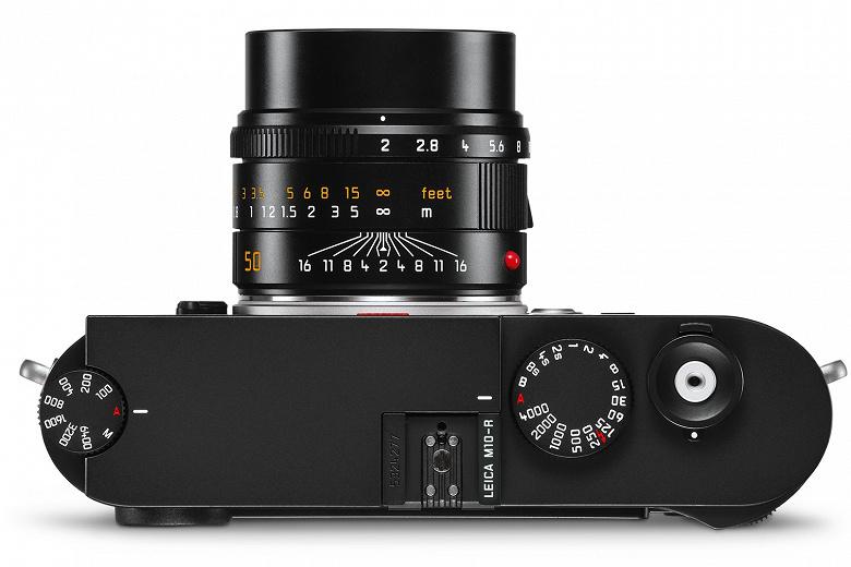Появились новые изображения камеры Leica M10-R