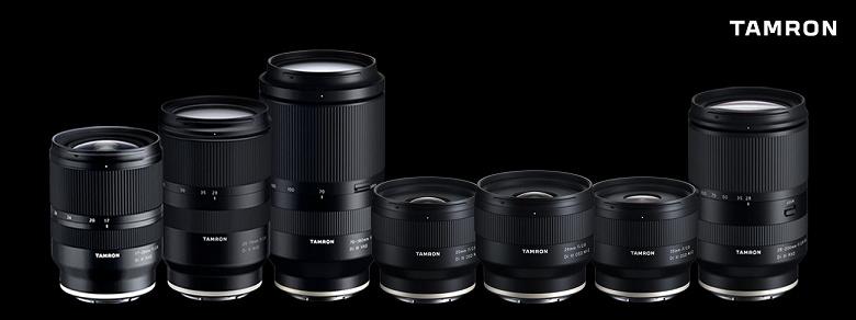 Tamron не планирует выпускать объективы для камер Fujifilm из-за низкого спроса