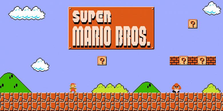 Запечатанную копию Super Mario Bros. продали за 114 000 долларов