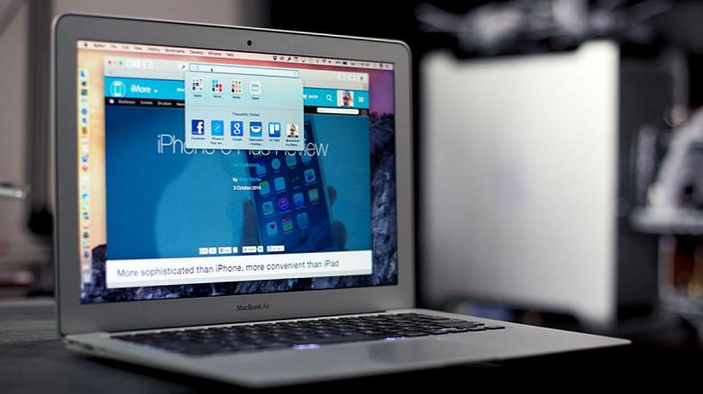 Новый Chrome будет гораздо меньше расходовать заряд аккумулятора на ноутбуках MacBook