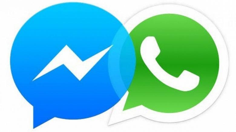 Пользователи Facebook Messenger и WhatsApp смогут общаться между собой